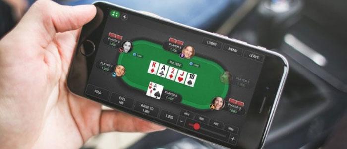 Мобильный клиент для покерок