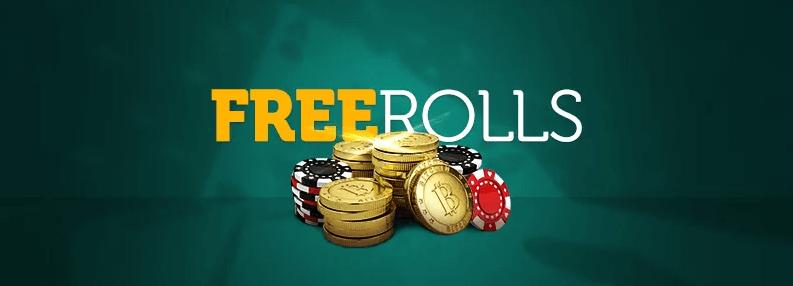 Фрироллы в покере